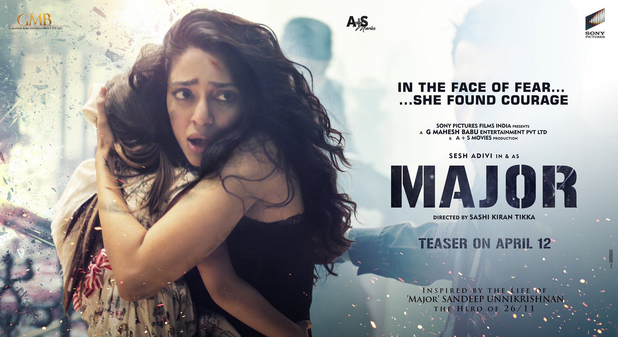 Actress Sobhita Dhulipala Major Movie Posters HD