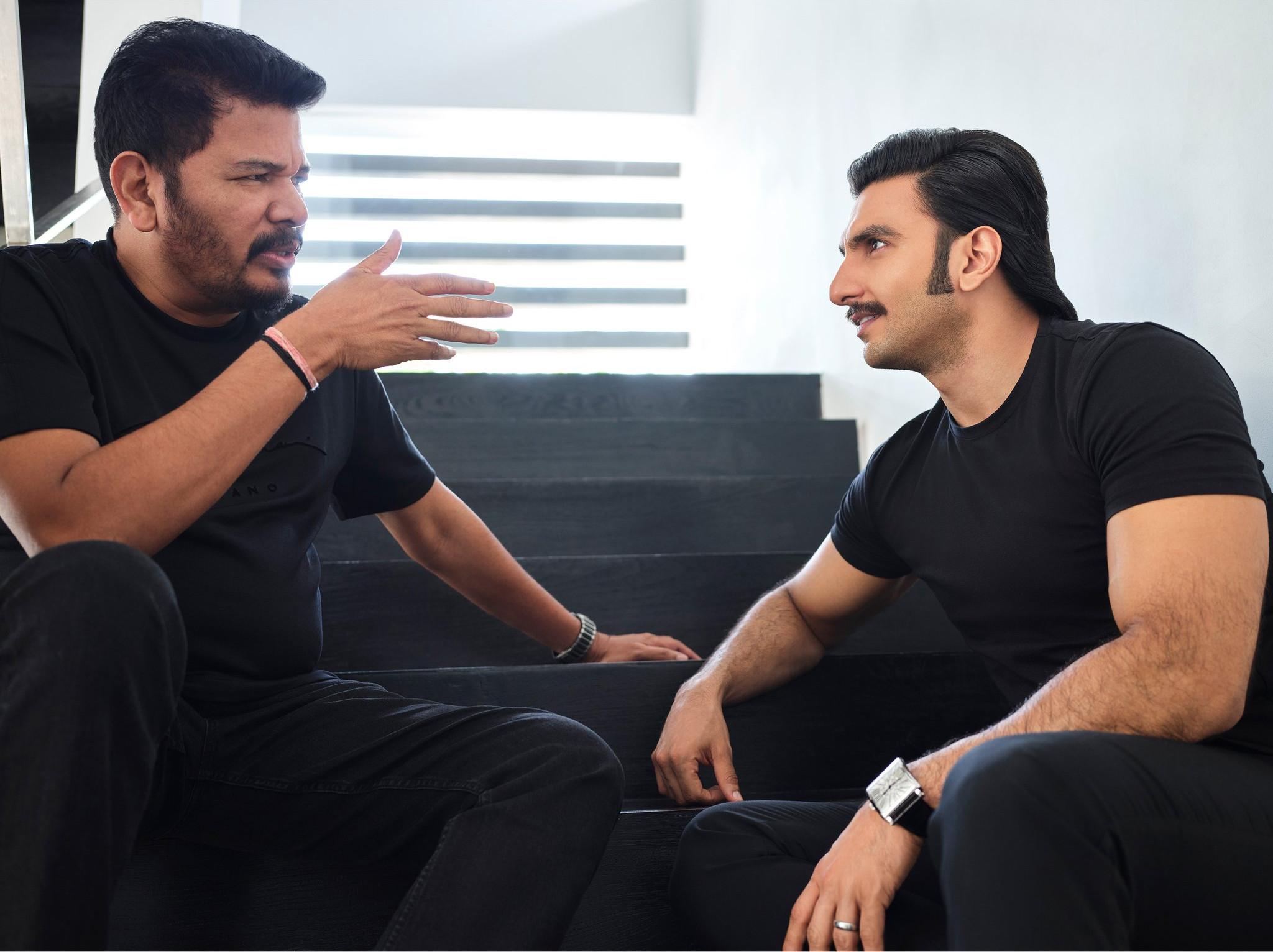 Director Shankar & Ranveer Singh joins Anniyan Hindi Remake