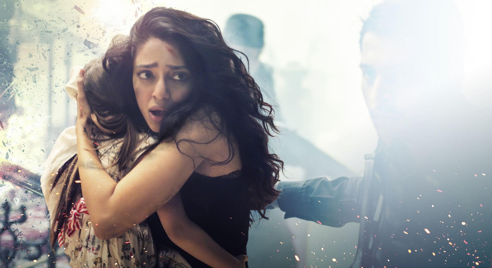 Major Movie Sobhita Dhulipala as the NRI hostage HD Pics