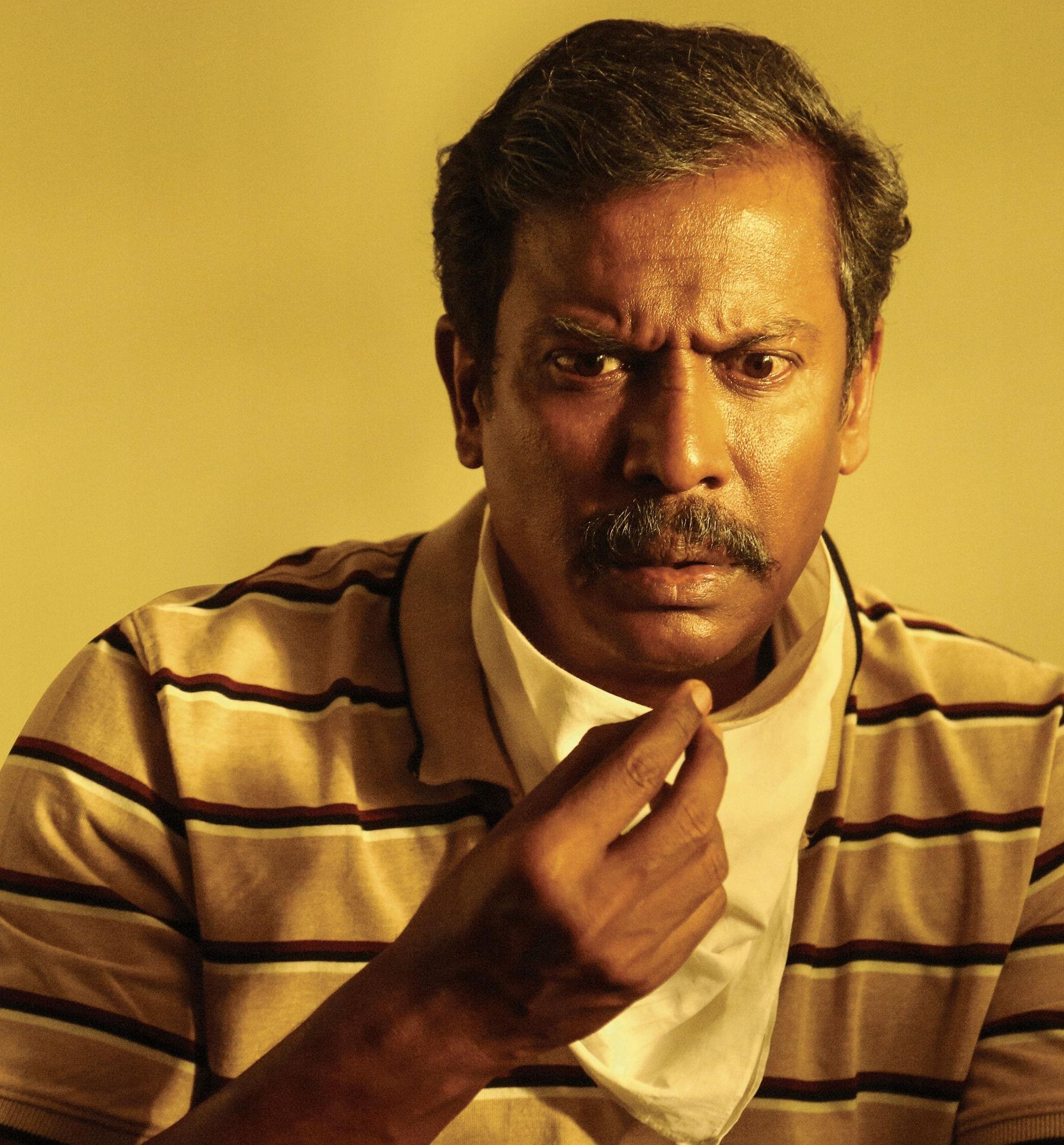 Panchathantram Samuthirakani as Ramanatham