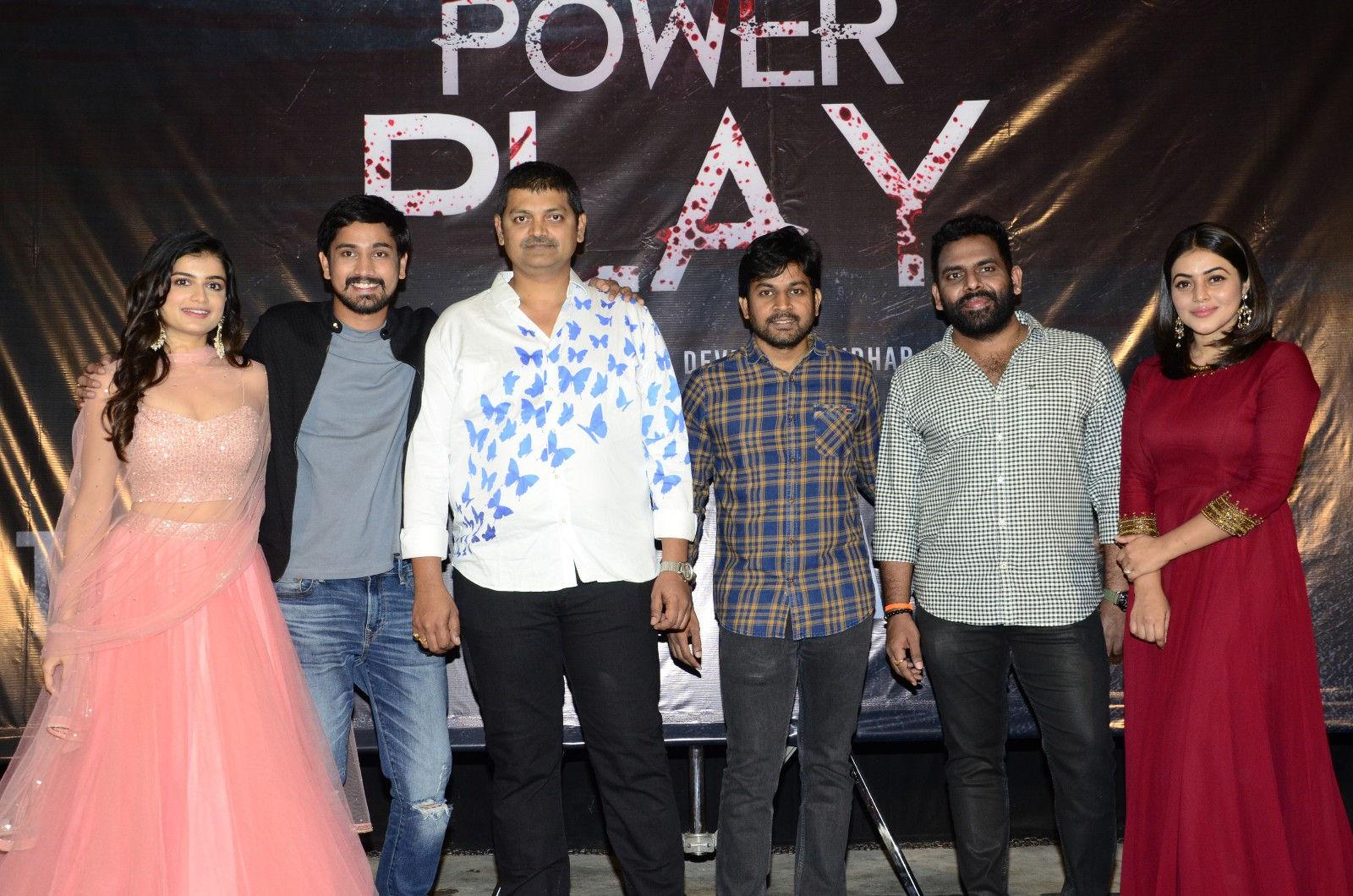 Raj Tarun - Konda Vijaykumar's 'Power Play' Is Garnering Very Good Response In Amazon Prime