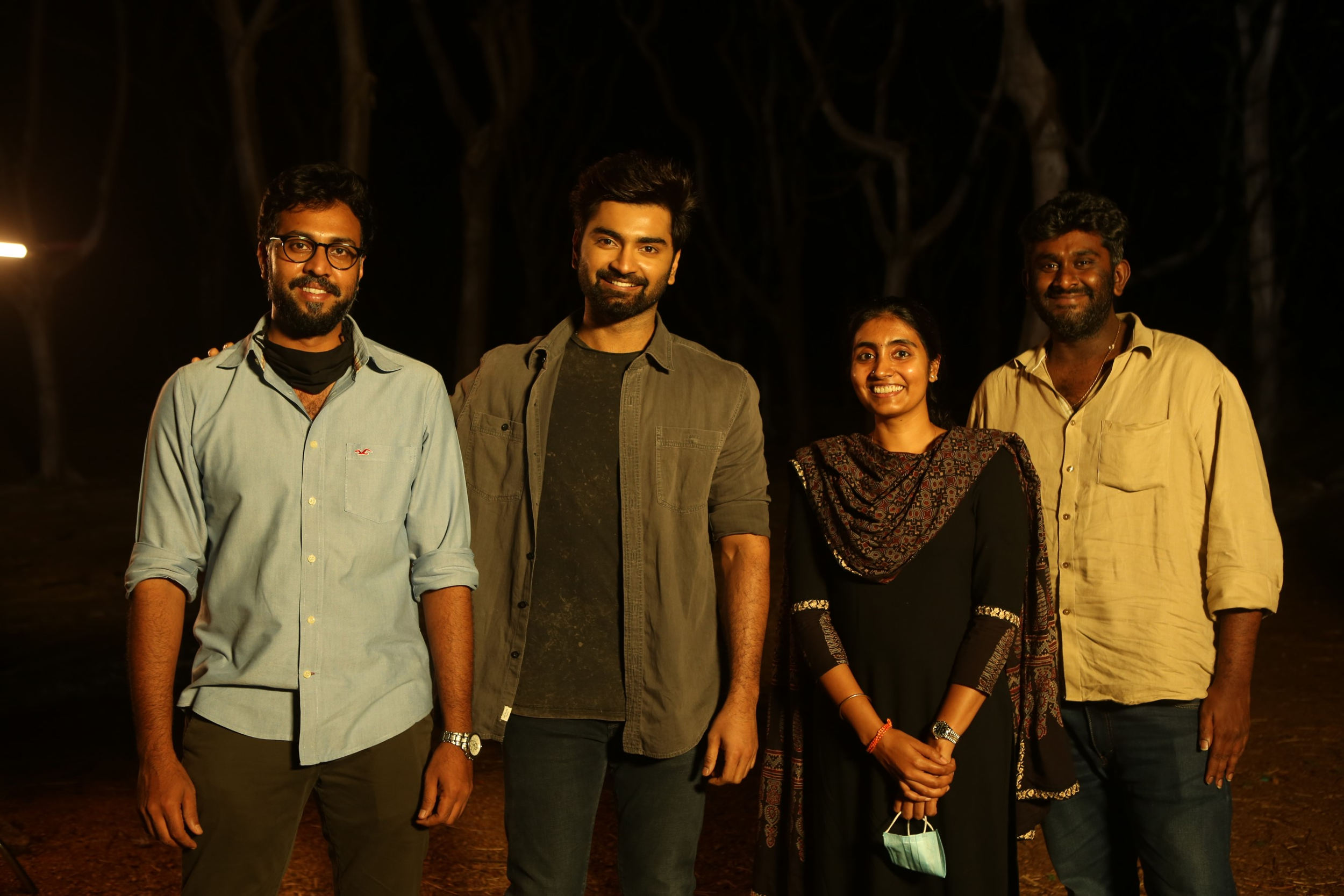 Sam Anton directorial Atharvaa Murali wraps up shooting in Hyderabad