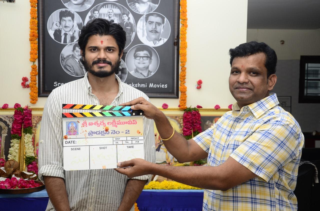 Director KV Guhan's With Anand Devarakonda Titled Highway Launched