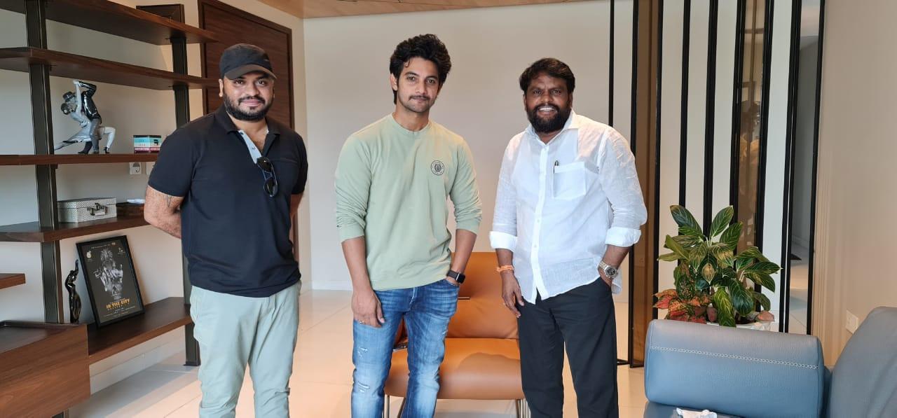 Aadi Saikumar And Vision Cinemas Combinational Production No 4 Film Starts Soon