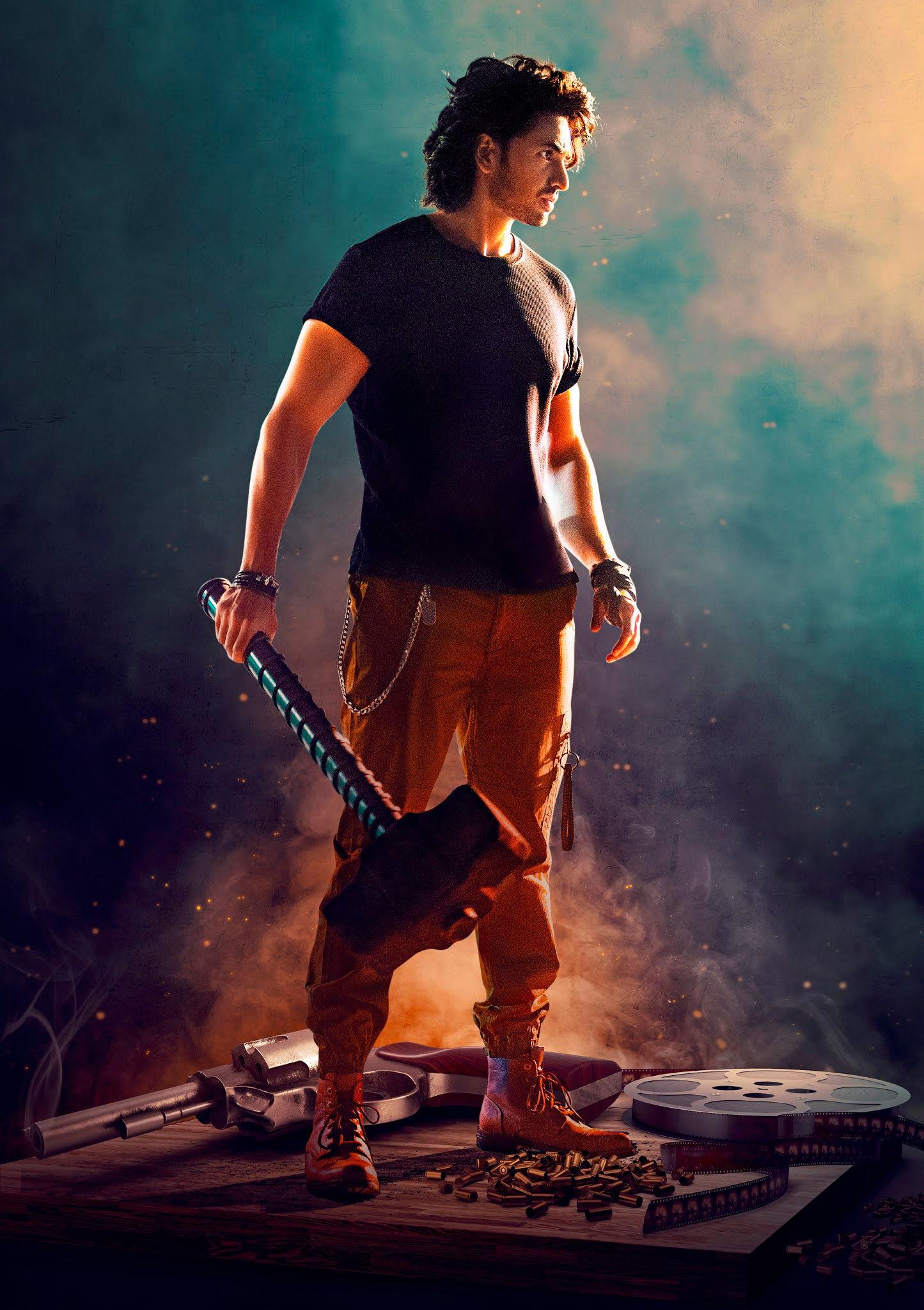 Ashok Galla's Debut Film With Sriram Adittya Titled Hero