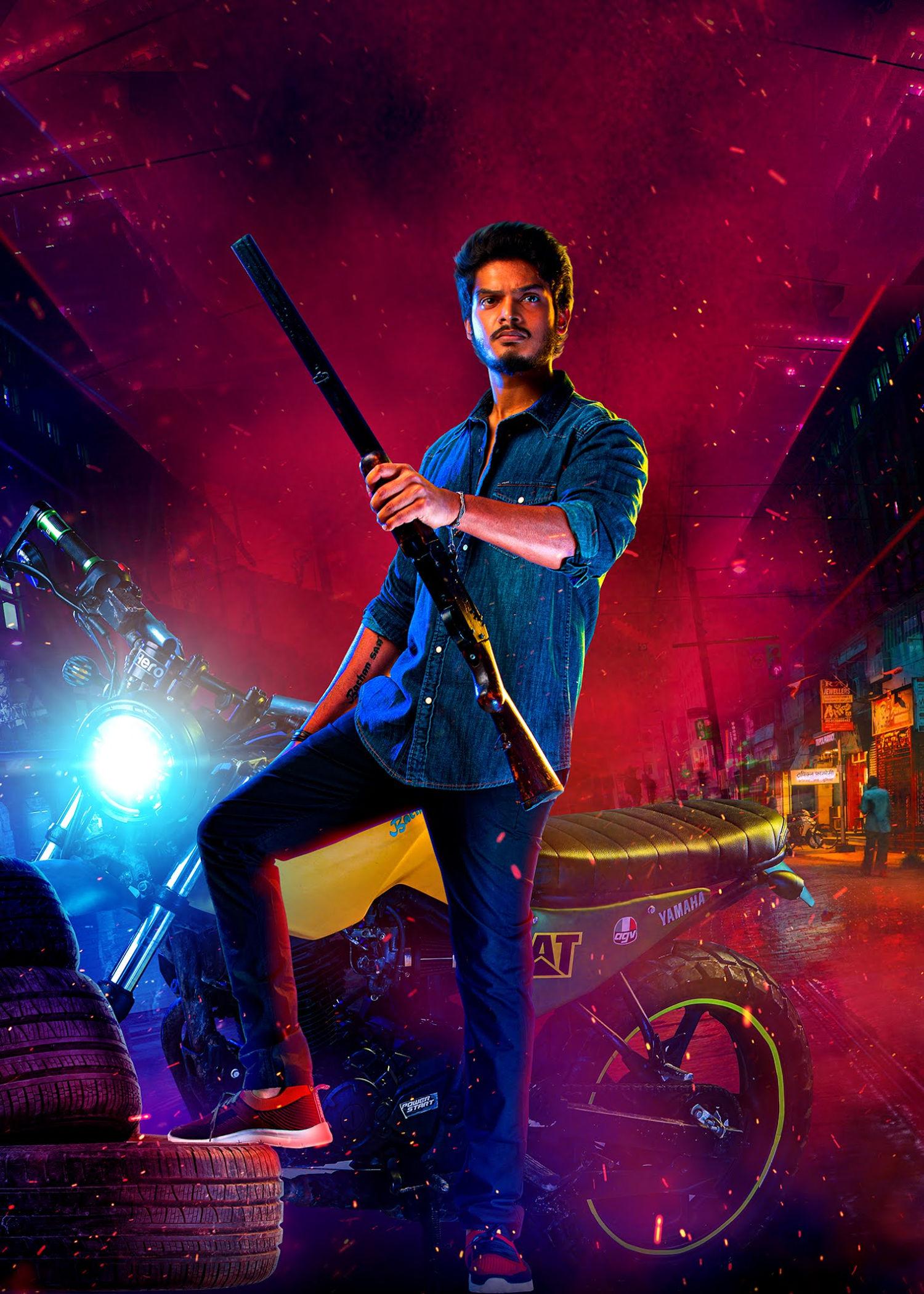 Actor Aakash Puri Chor Bazaar Movie HD Pics