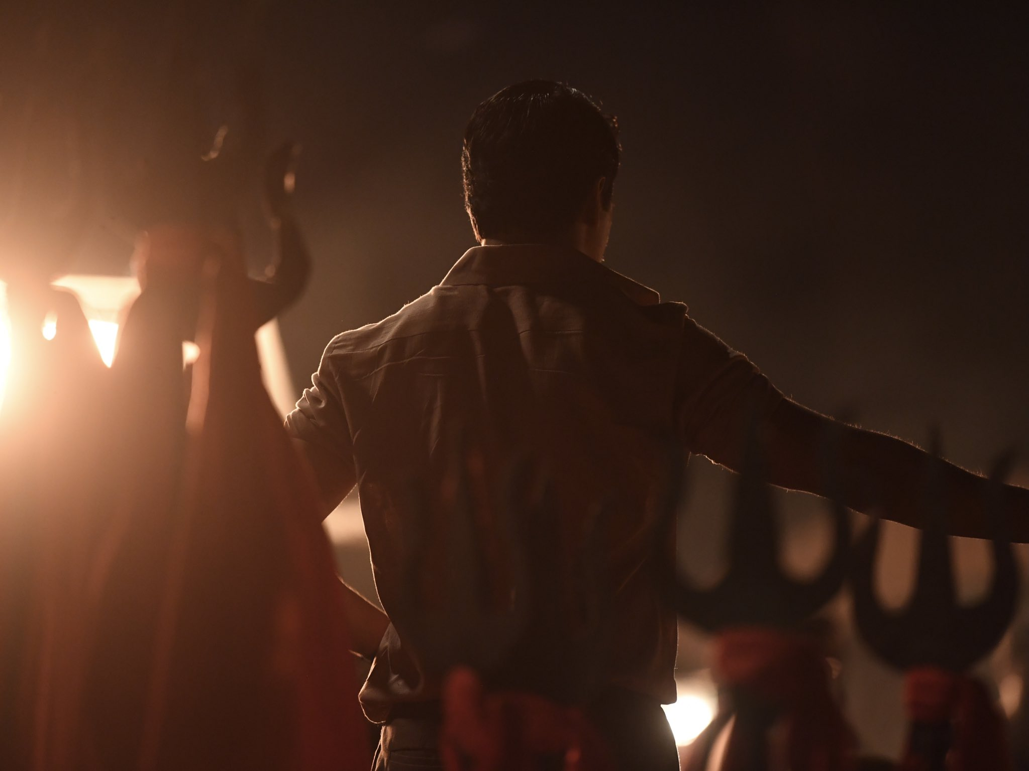 Actor Nani Shyam Singha Roy Last Shooting Schedule Begins In Hyderabad