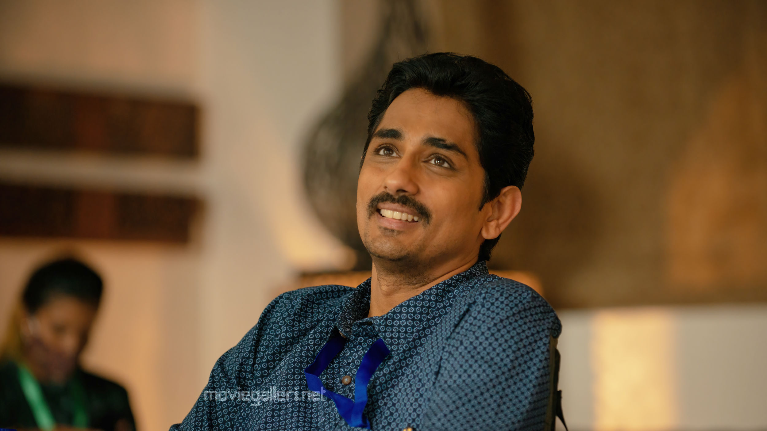 Actor Siddharth talks about the meaning of Inmai on Navarasa Web Series