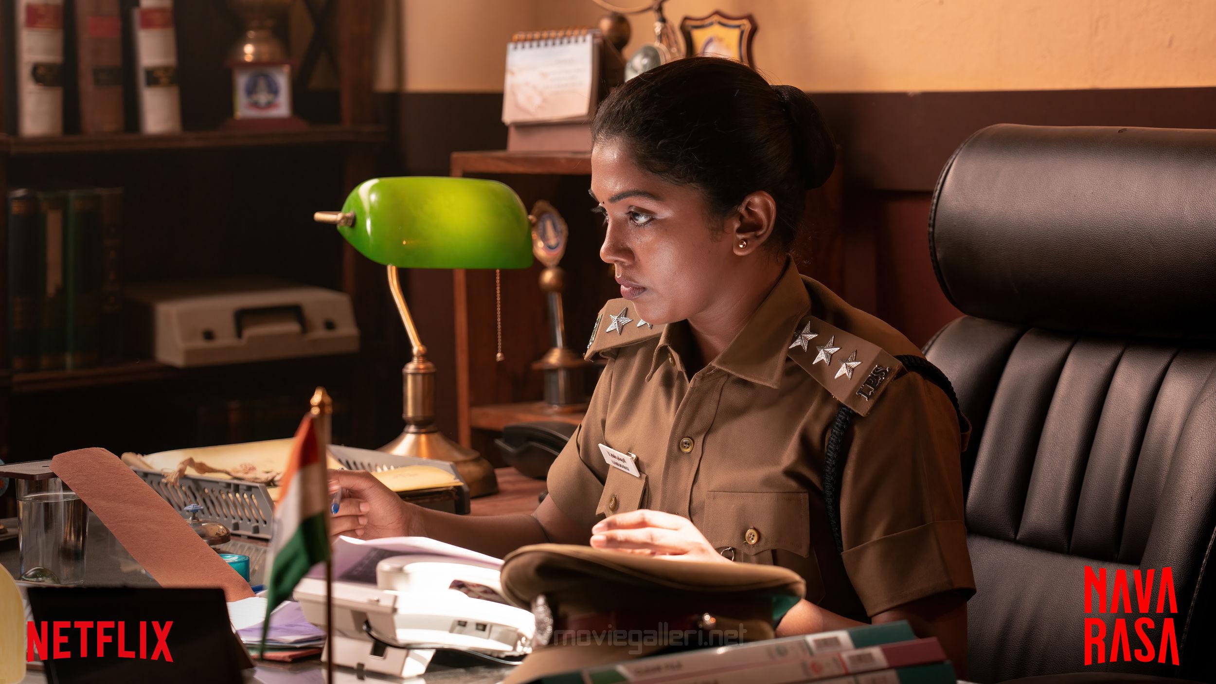 Actress Riythvika reminisces working with Arvind Swami on Navarasa