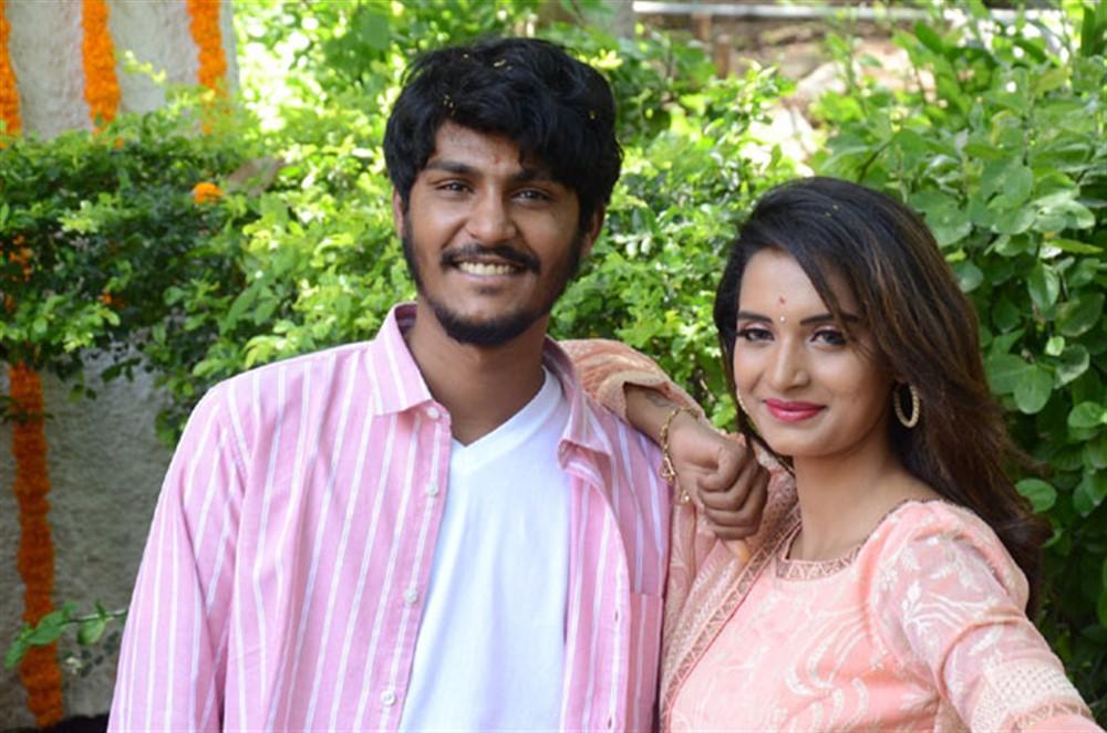 Ajay Kumar, Srilakshmi @ Alludu Bangaram Movie Opening Stills