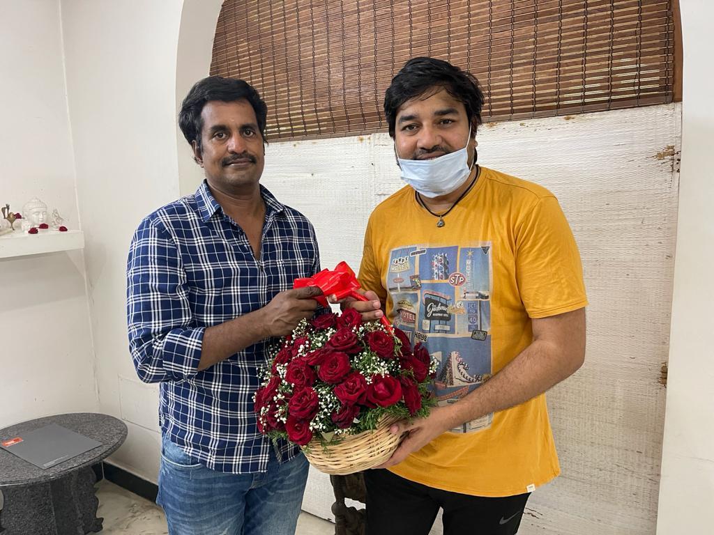 Director Kannan & Mirchi Shiva in Kasethan Kadavulada