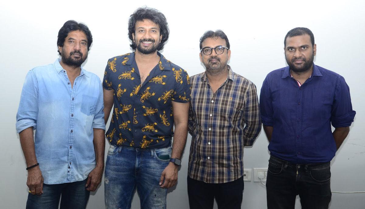 Director Koratala Siva to present versatile actor Satyadev's 25th film under Arunachala Creations