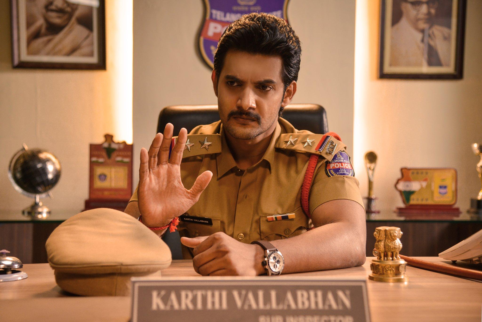 Hero Aadi Saikumar Amaran In The City Chapter 1 Shooting Begins