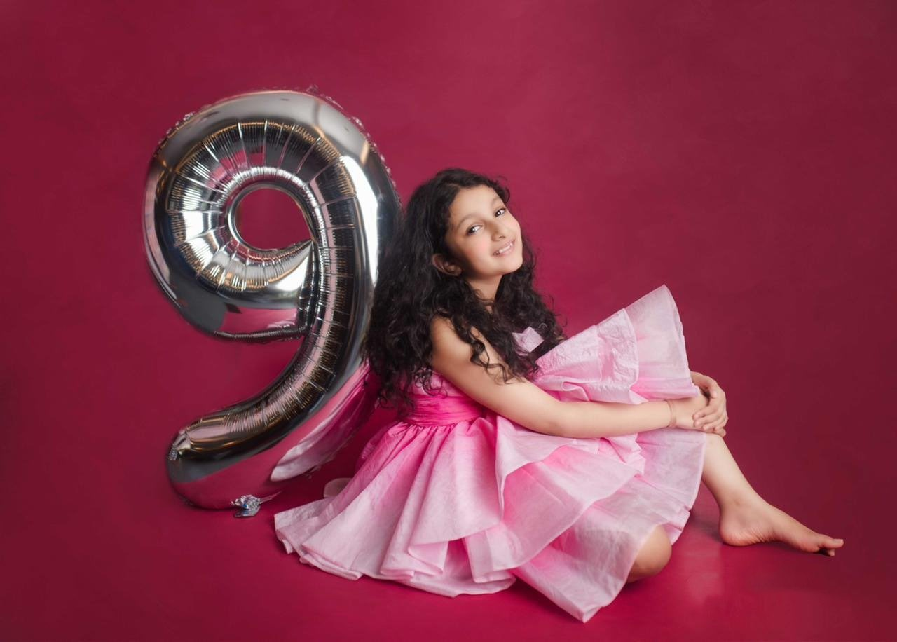 Mahesh Babu daughter Sitara 9th Birthday Celebration HD Photos