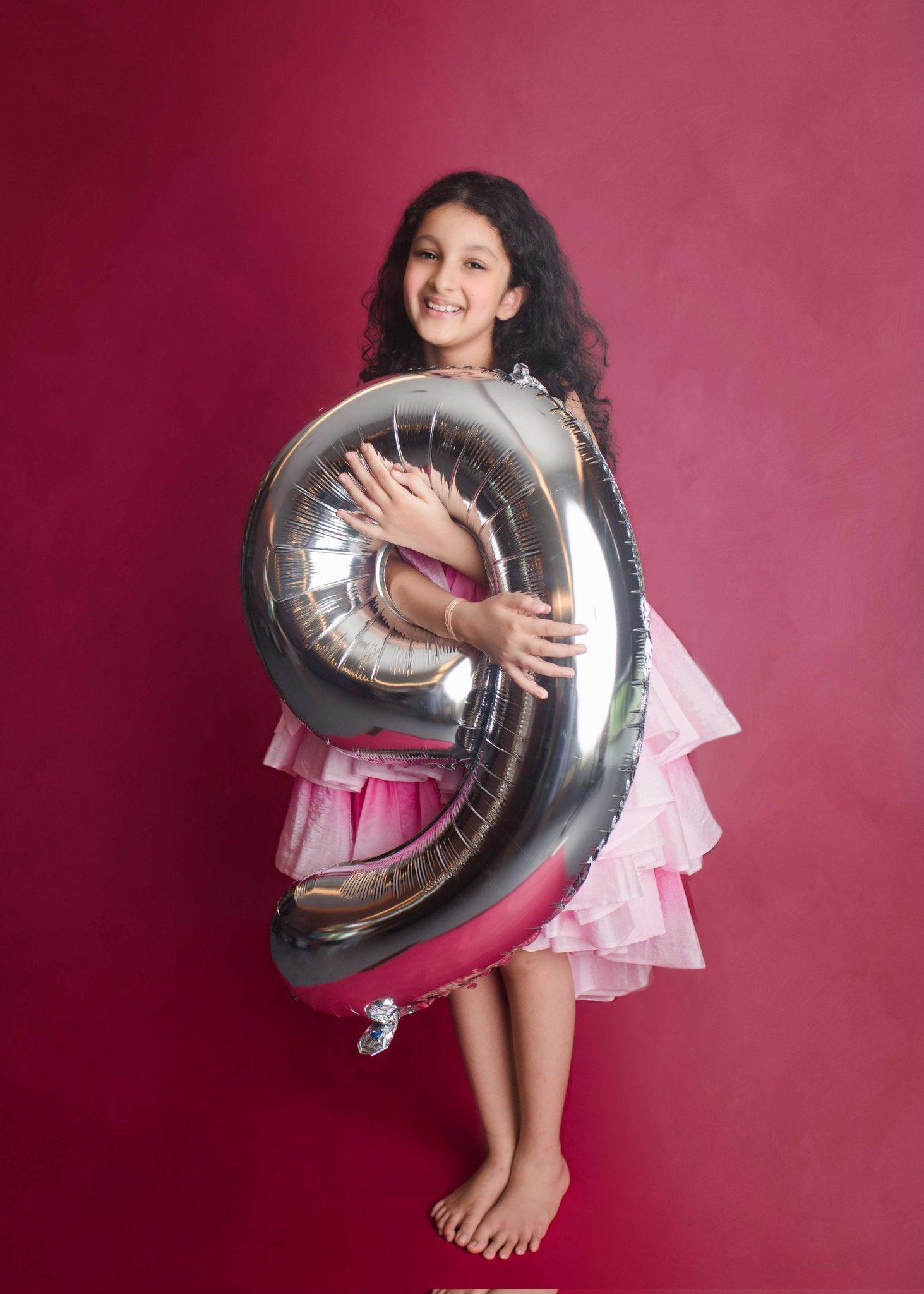 Mahesh Babu daughter Sitara 9th Birthday HD Images