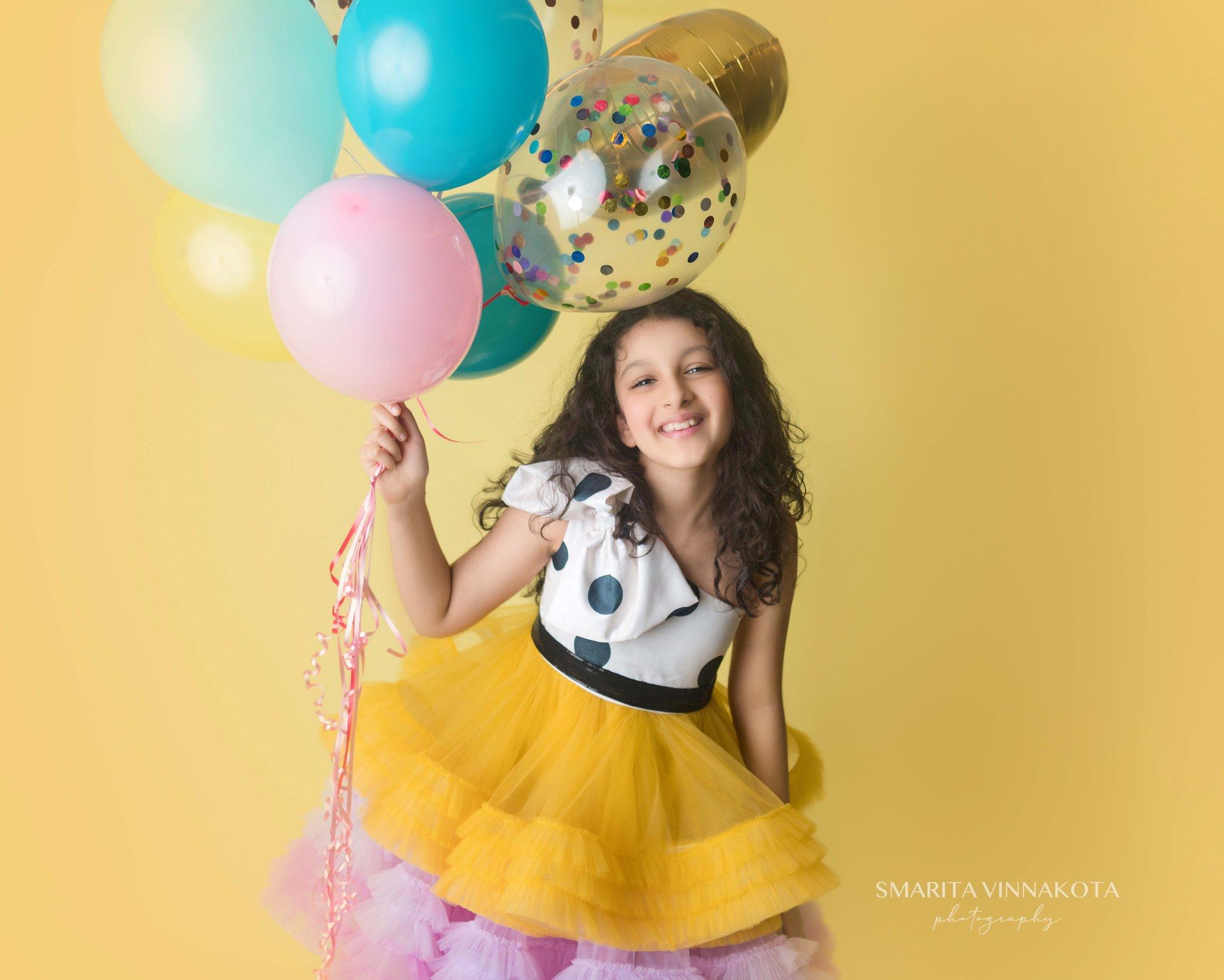 Mahesh Babu daughter Sitara Ghattamaneni HD Photos