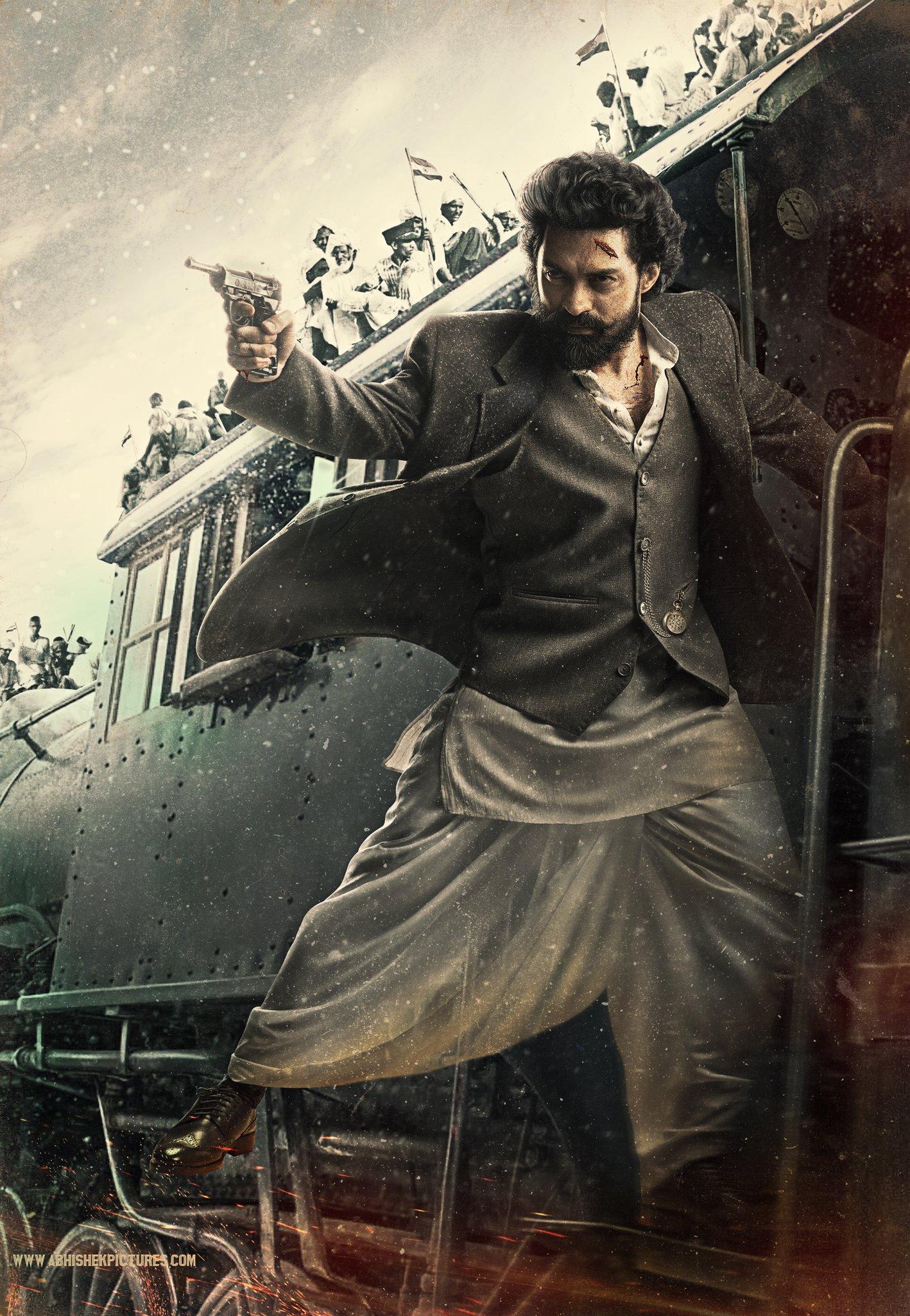 Nandamuri Kalyan Ram Devil Movie First Look HD Image