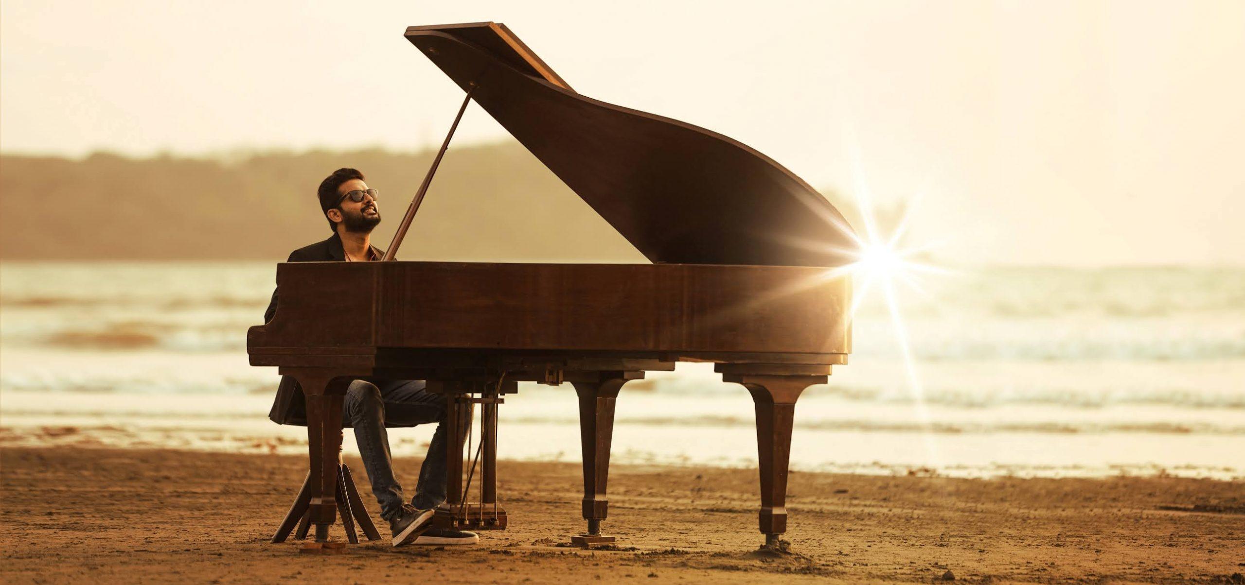 Nithiin, Merlapaka Gandhi, Sreshth Movies Maestro Music Fest Begins