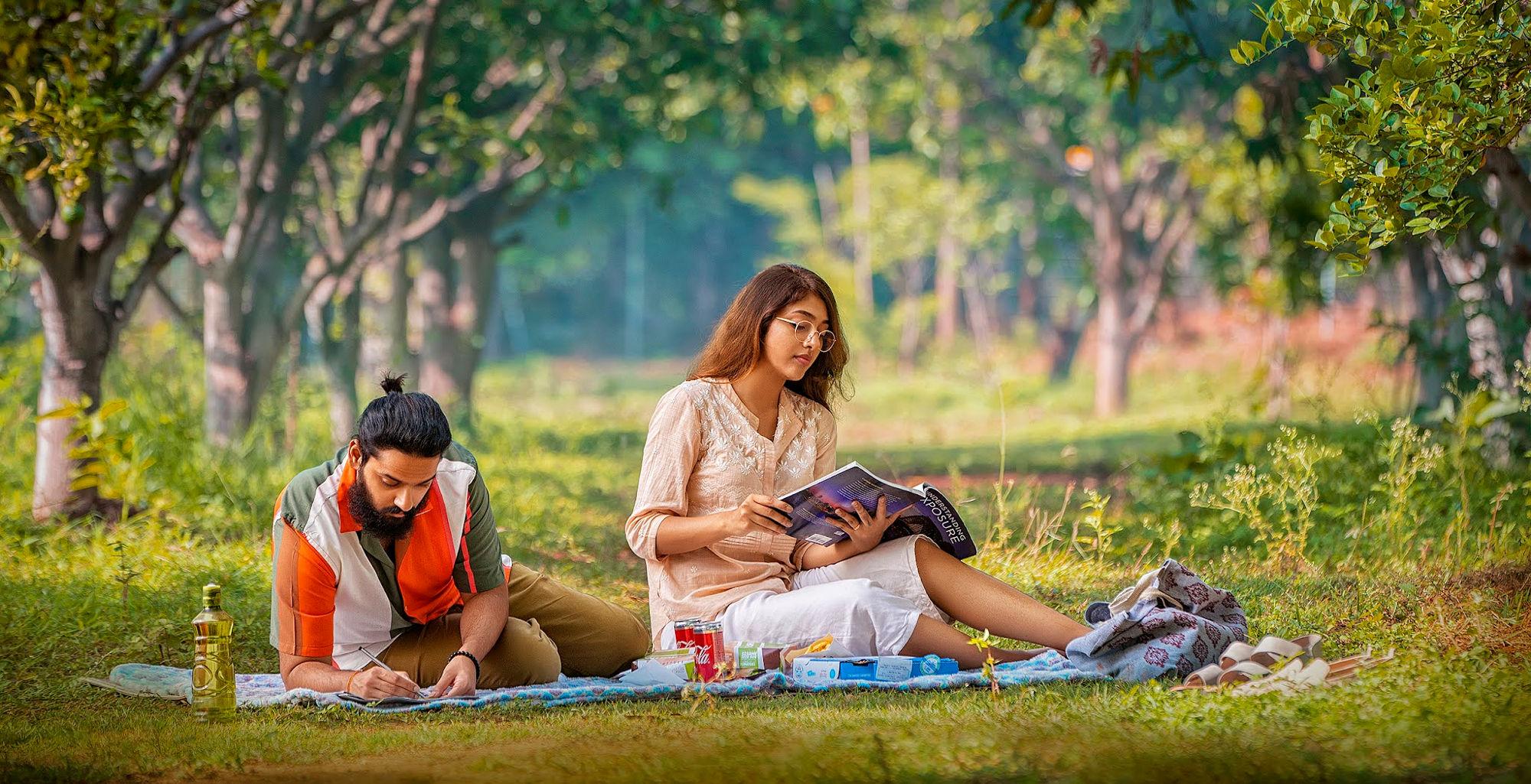Sumanth Ashwin Mehar Chawal 7 Days 6 Nights Movie HD Pics