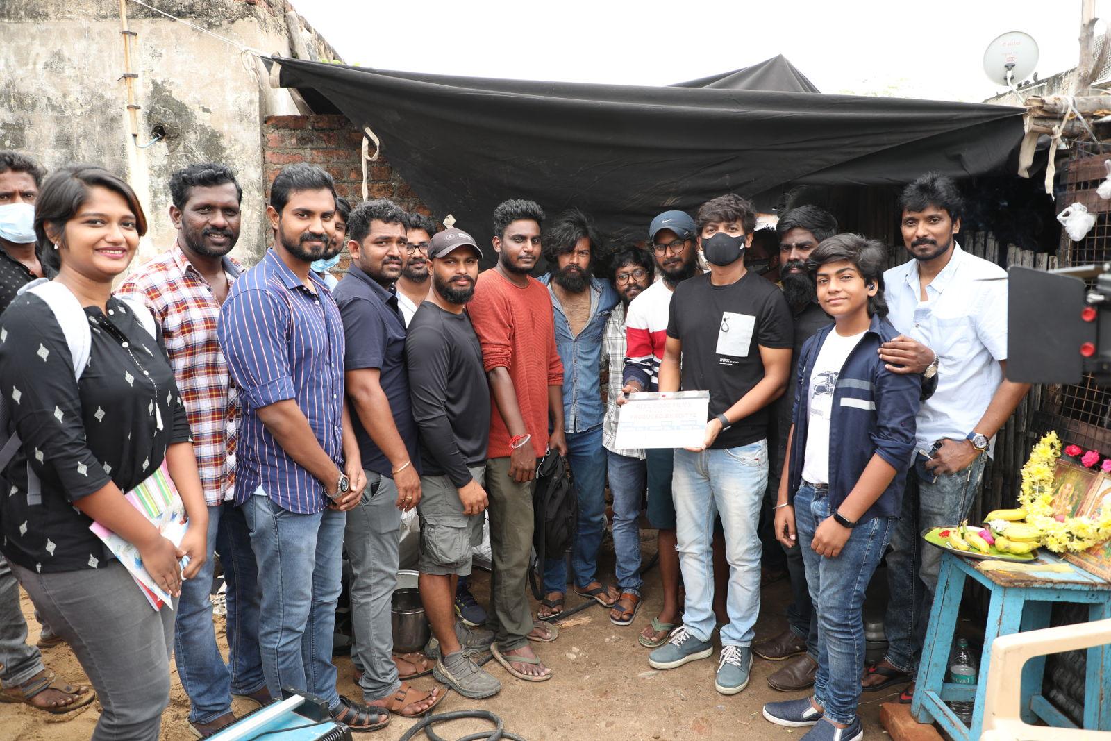 Uriyadi Vijay Kumar next film shooting begun