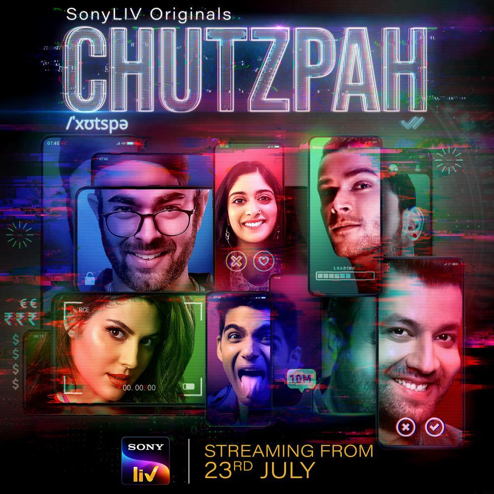 Watch Chutzpah streaming from 23rd July only on SonyLIV