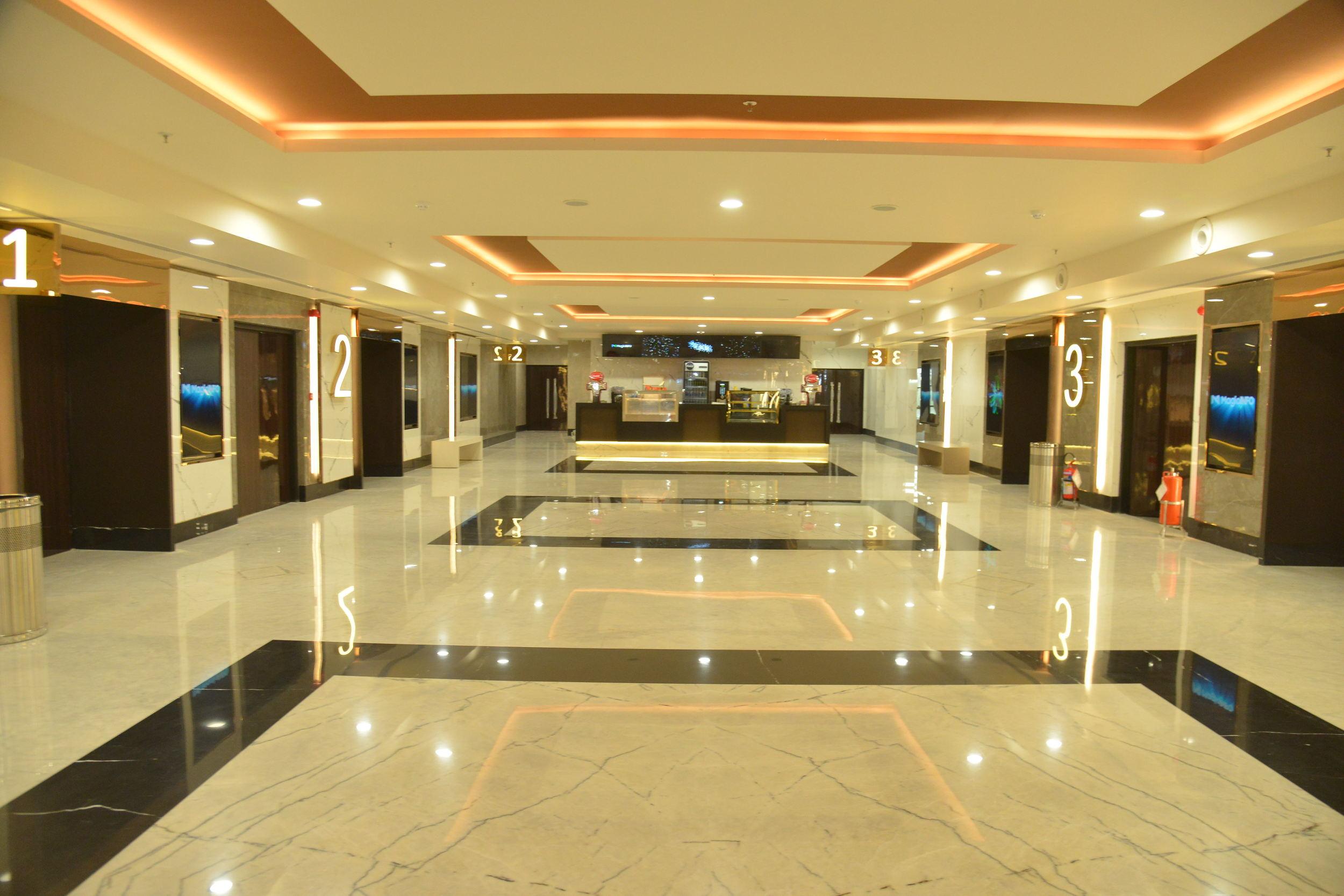 prasad multiplex renovation