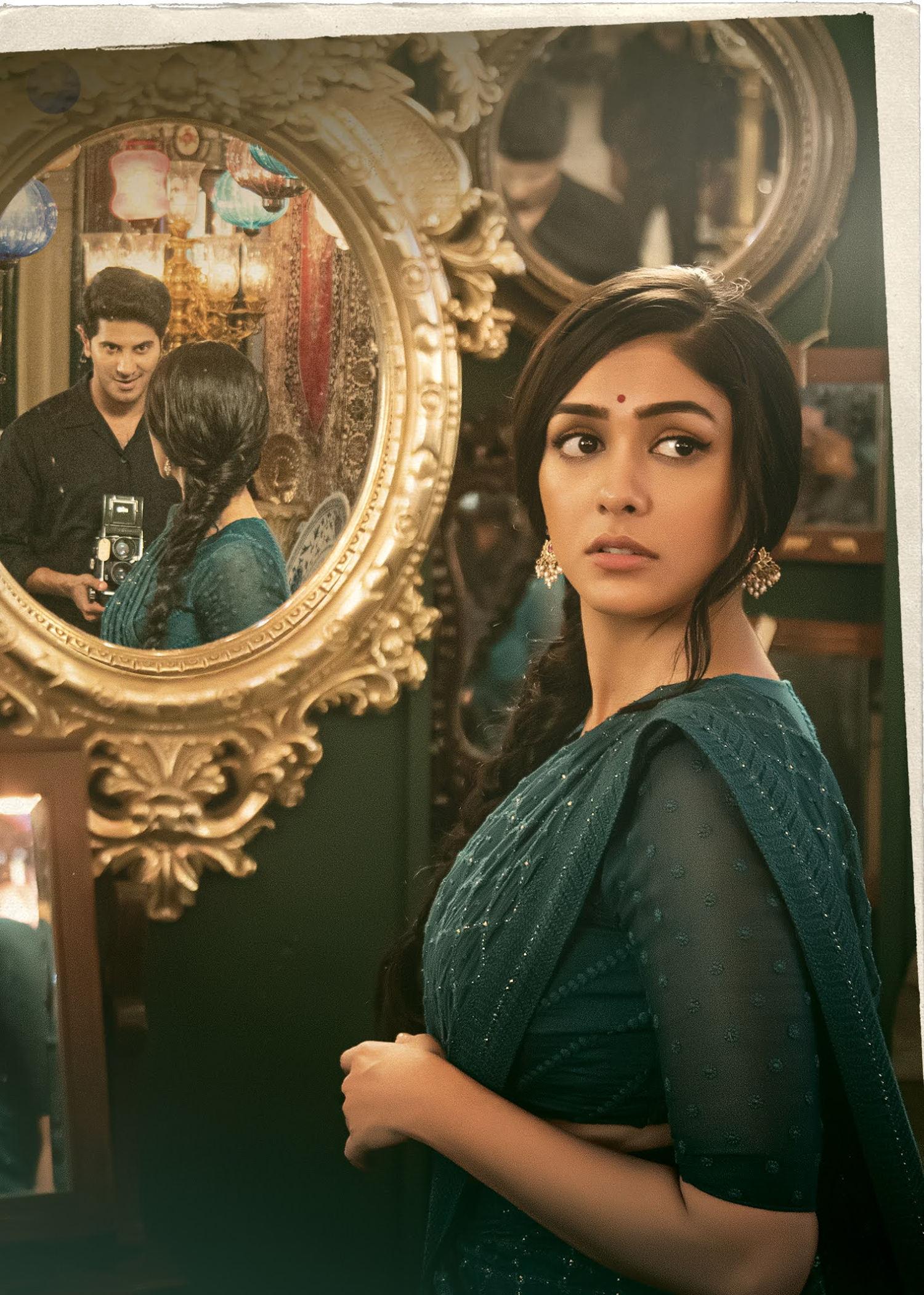 Actress Mrunalini Thakur In Dulquer Salmaan Film