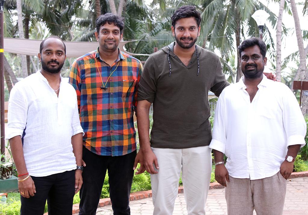 Arulnithi DEJAVU Movie Shooting Completed