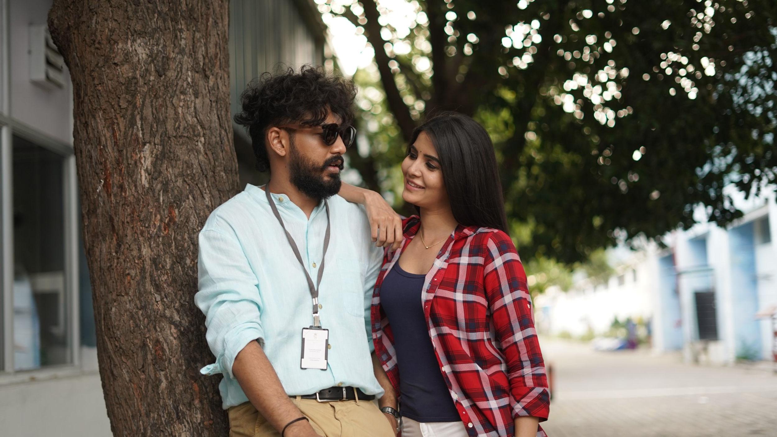 Hiphop Tamizha Aadhi & Madhuri @ Sivakumarin Sabadham HD Pics