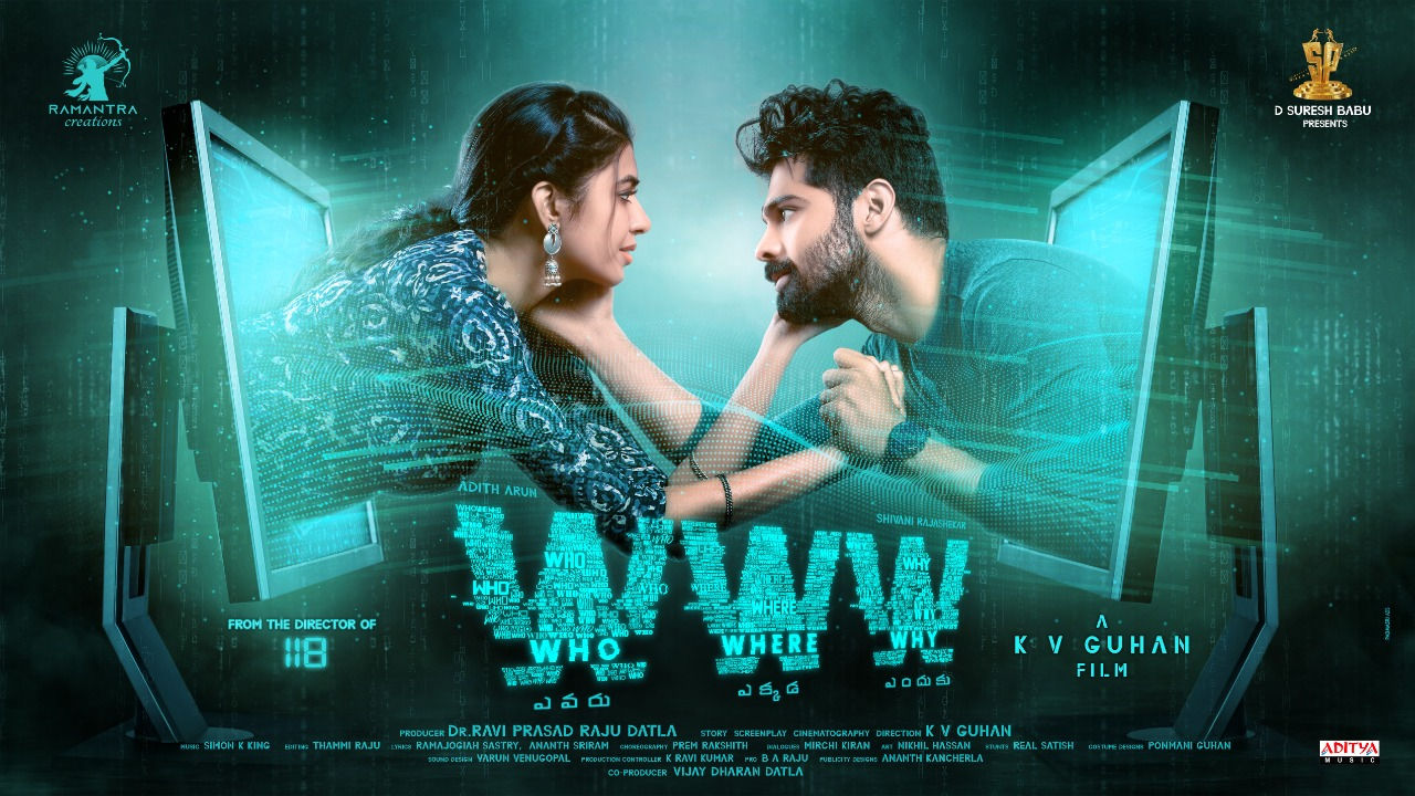 K V Guhan WWW Movie Theatrical Release by Suresh Productions