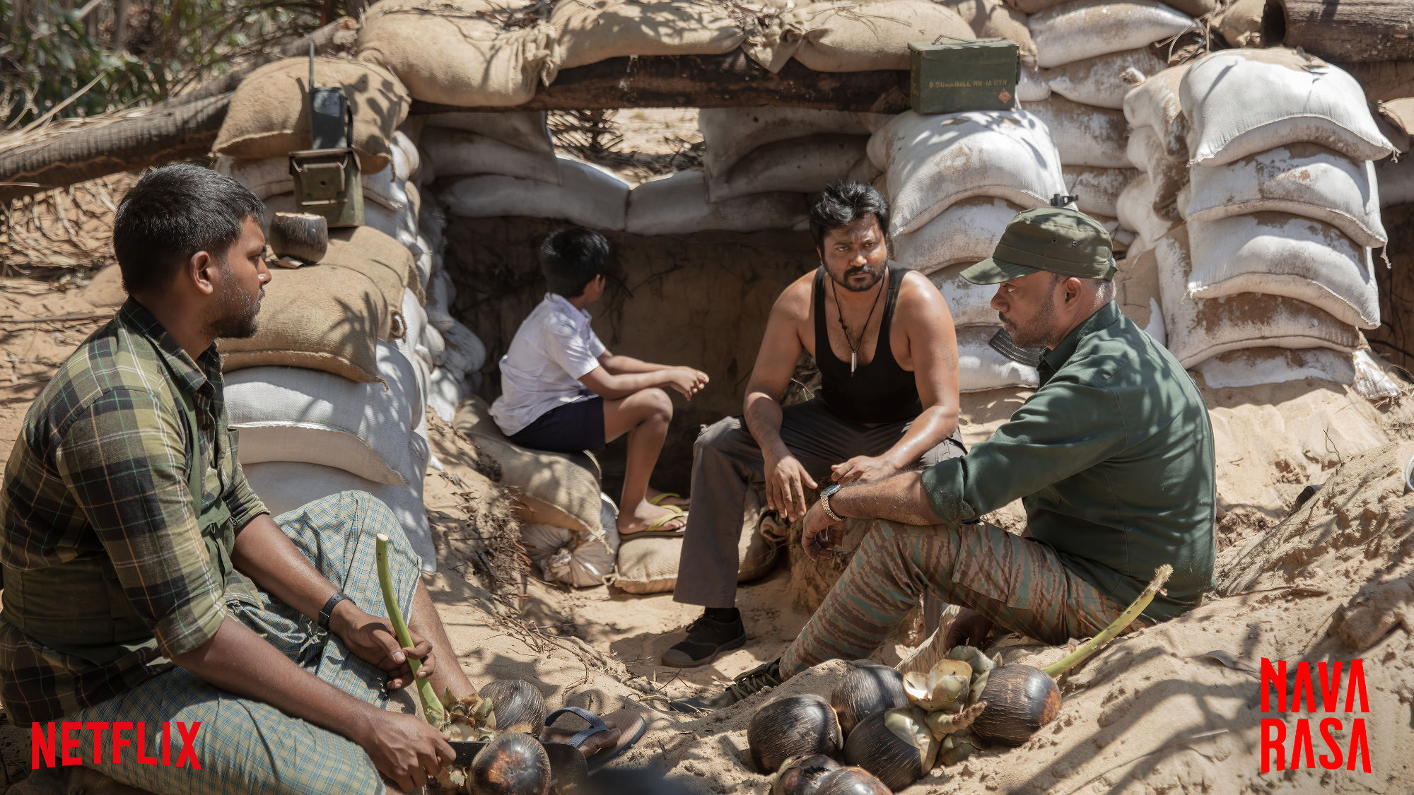 Karthik Subbaraj on Working with Gautham Menon & Bobby Simha in Navarasa_Peace_Netflix