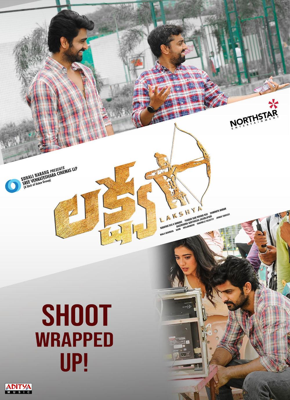 Naga Shaurya LAKSHYA Movie Shooting Wrapped Up