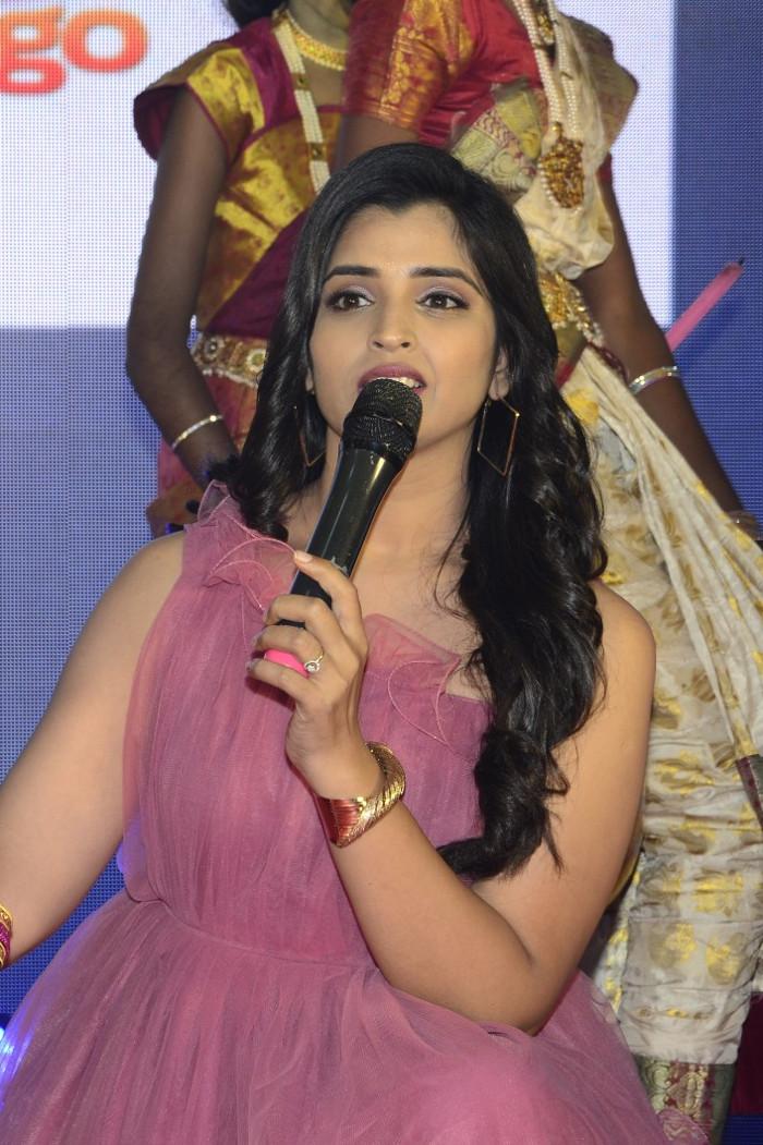 Telugu Anchor Shyamala New Pics at House Arrest Movie Pre-Release Event