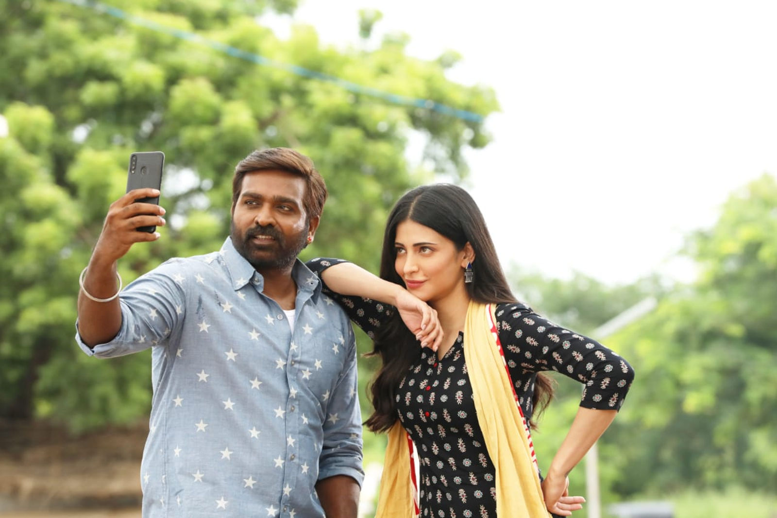 Vijay Sethupathi Shruti Haasan Laabam Movie Release on Sep 9