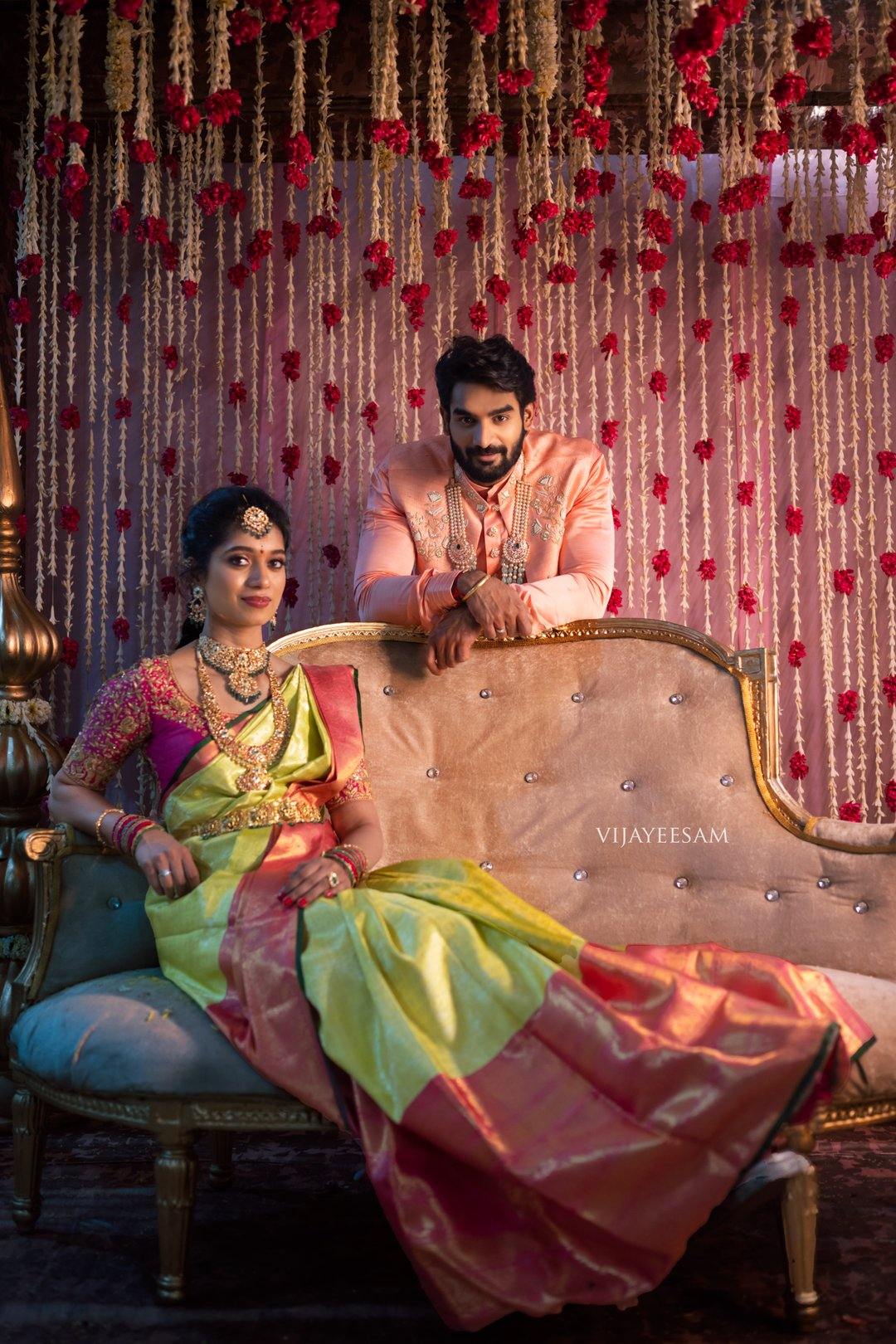 actor karthikeya lohitha engagement photos