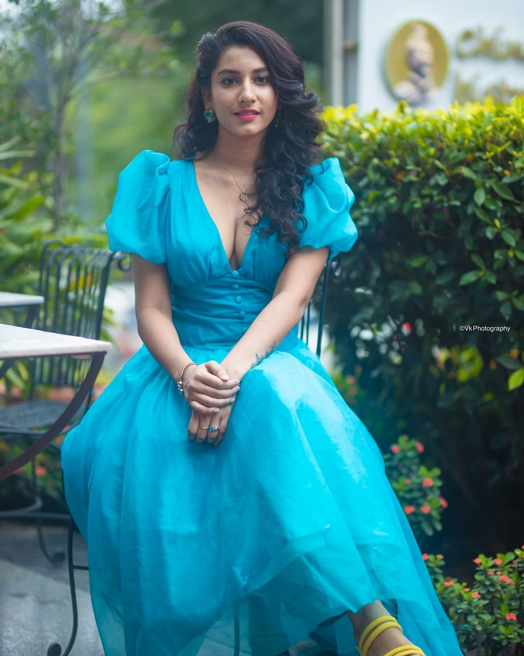 Actress Vishnupriya Bhimeneni Hot Pics @ The Baker and the Beauty Web Series Trailer Launch