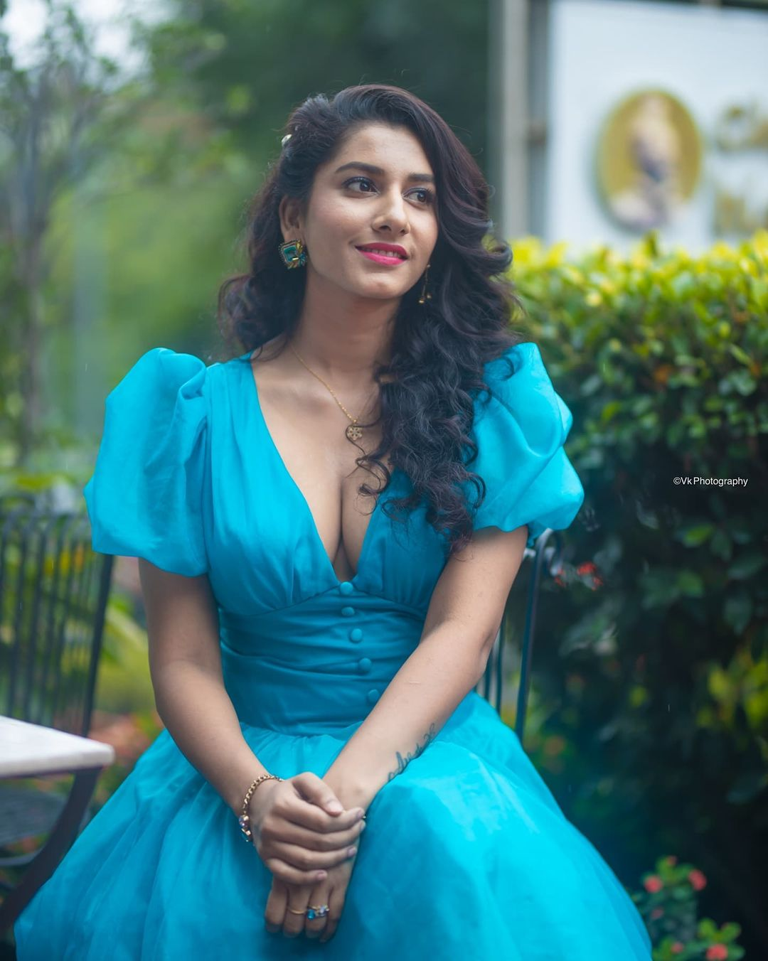 Actress Vishnupriya Bhimeneni Pics @ The Baker and the Beauty Web Series Trailer Launch