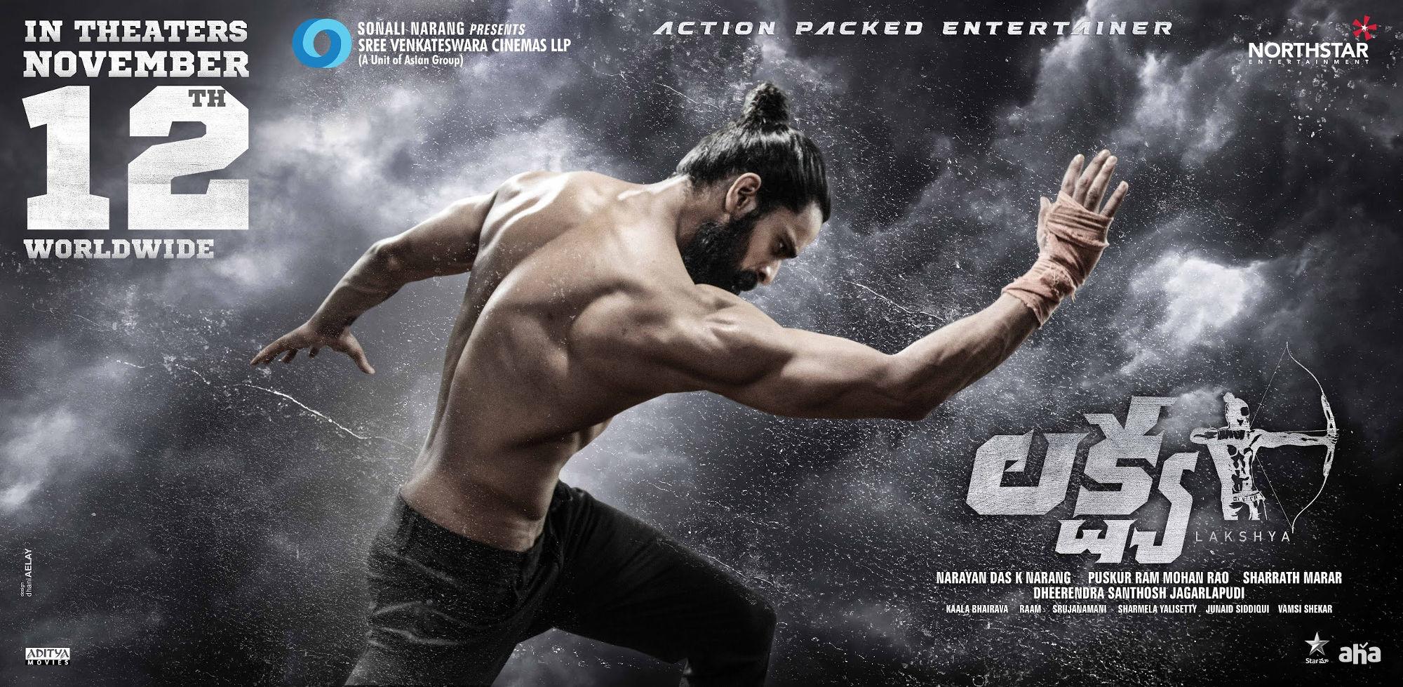 Naga Shaurya LAKSHYA Movie Release On November 12