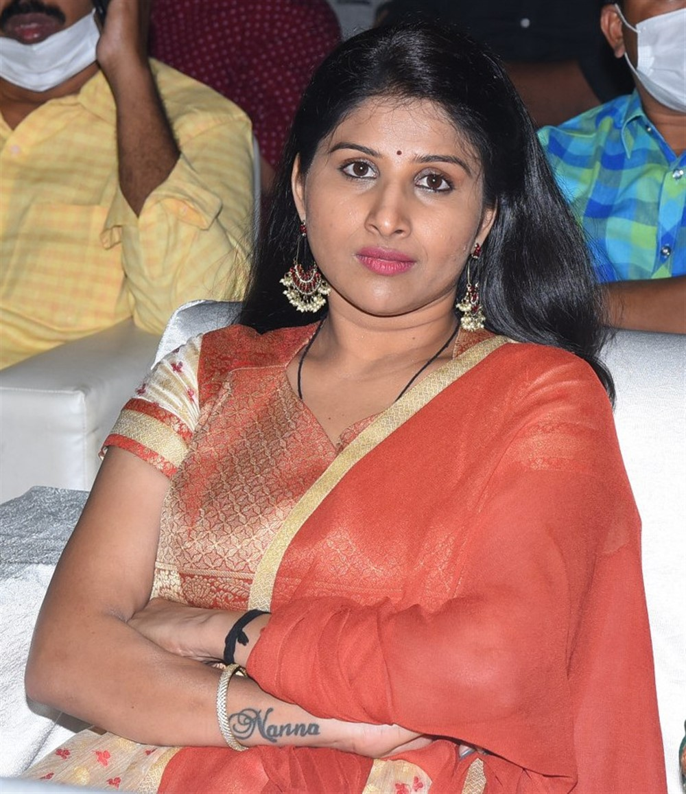 Singer Mangli Satyavathi Rathod Stills at Gully Rowdy Movie Pre Release Function