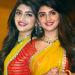Actress Sreeleela Saree Images @ Pelli SandaD Pre Release