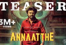 Rajinikanth Annaatthe Movie Official Teaser